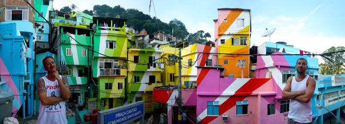 Painting Favela